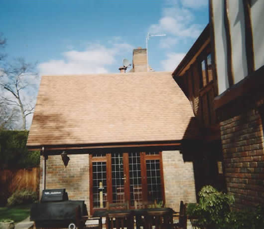 Roof Cleaning Services, Buckinghamshire, Oxfordshire