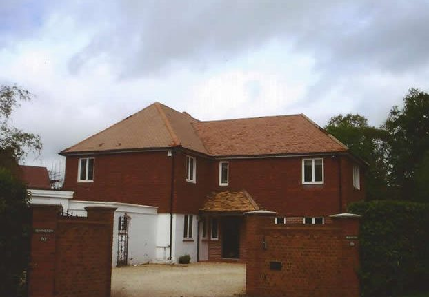 Roof Moss Removal Buckinghamshire, Roof Cleaning, Oxfordshire